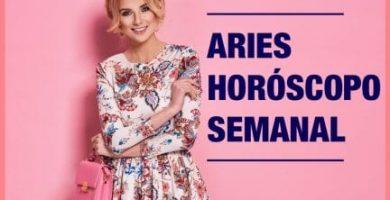 Predicciones semanales Aries