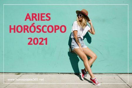 Horóscopo anual de Aries para el próximo año