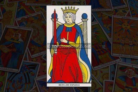 Significado de la carta de la Reina de las Espadas al Tarot