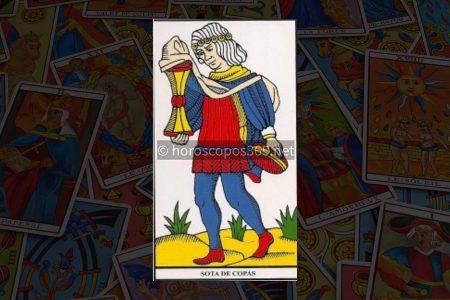 Significado del Jack of Hearts a la carta del tarot